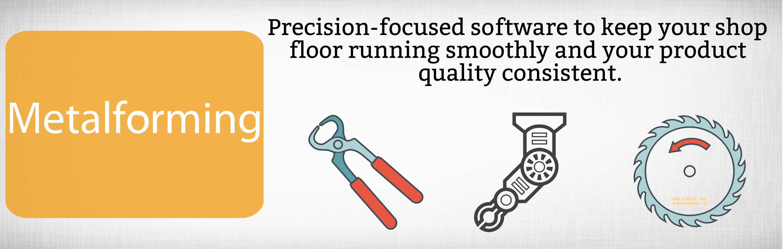 Metalforming ERP Software
