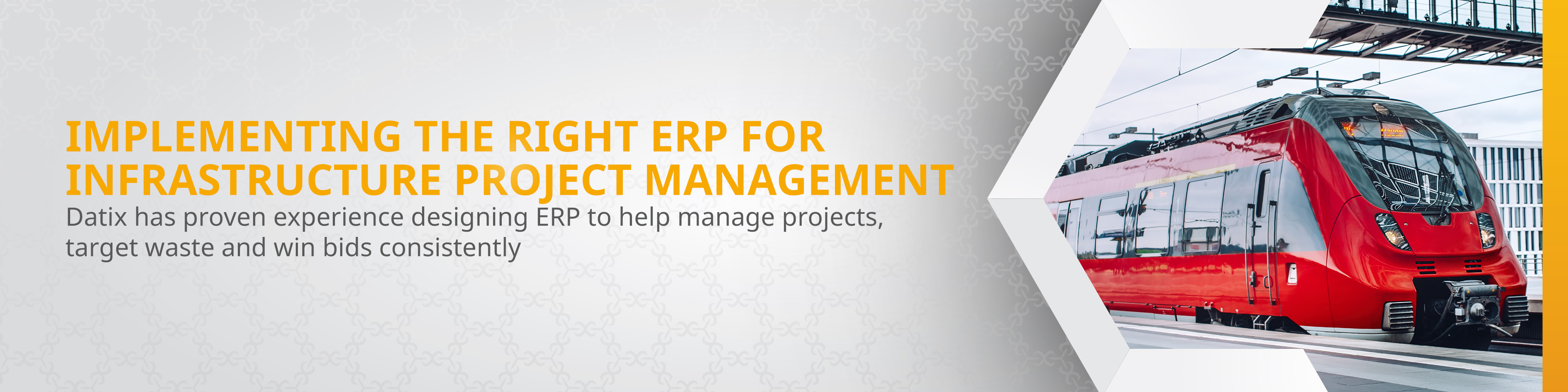 Infrastructure Project Management ERP